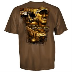 Swamp People Gator Road Choot Em' Troy Landry T-Shirt-medium
