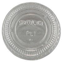 SOLO® Cup Company No-Slot Plastic Cup Li