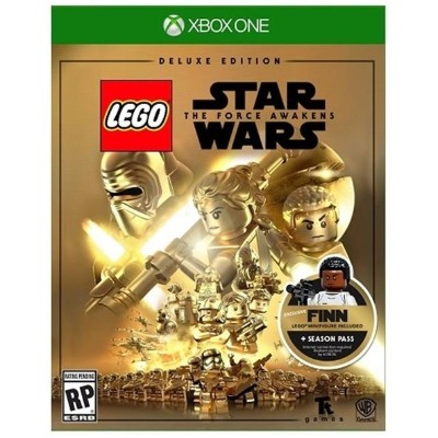 Warner Brothers Publications Inc 1000598281 Lego Star Wars The Force Awakens - Deluxe Edition - Xbox One