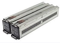 Apc Rbc44 Replacement Ups Battery Lead Acid Cartridge # 44 For Surt10000rmxli, Surt10000rmxlt, Surt10000xli - Black