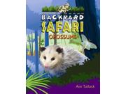 Opossums Backyard Jungle Safari