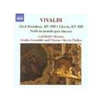 Vivaldi: Dixit Dominus; Jubilate; Gloria