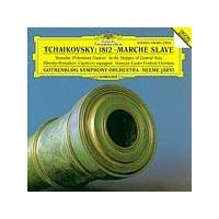 Pyotr Ilyich Tchaikovsky - 1812/March Slave (Gothenburg So/Jarvi) (Music CD)