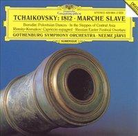 "Tchaikovsky: Overture ""1812""; Marche Slave; Borodin: In The Steppes; Polovtsian Dances; Rimsky-korsakov: Russian"