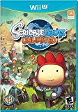 Scribblenauts Unlimited for the Wii U features a huge side-scrolling open world with new, high-definition hand-drawn scenery and objects where players can help the game's hero, Maxwell, solve robust puzzles and challenges by summoning any object they can imagine