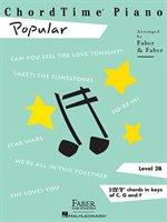 Chordtime  Popular: Level 2b