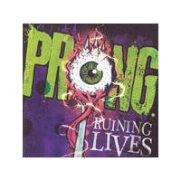 Prong - Runining Lives (Music CD)