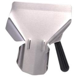 Scoop for French Fries or Tater Tots: Fryer Accesories with Plastic Handle