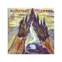 VARIOUS COMPOSERS - Romanian Concertos (Balan, Webb, Marc)