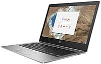 Hp W0t00ut 13 G1 Chromebook Pc - Intel Core M3-6y30 900 Mhz Dual-core Processor - 4 Gb Lpddr3 Sdram - 32 Gb Flash Memory - 13.3-inch Flash Memory - Chrome Os