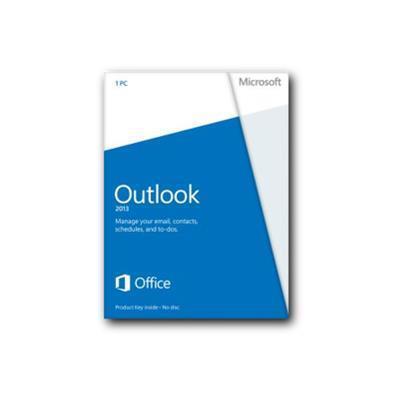 Microsoft 543-05747 Outlook 2013 - Box Pack