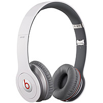 Beats By Dr. Dre 900-00012-01 Solo Hd Headband Headphones - Noise Canceling - Wired - White