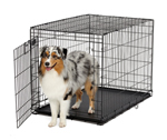 """""""MidWest Life Stages ACE-442 Brand New Includes Two Year Warranty, The MidWest ACE-442 Single Door MAXLock Dog Crate is designed completely around the safety, security and comfort for dogs"""
