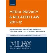 Mlrc 50-state Survey: Media Privacy and Related Law 2011-12