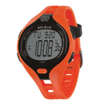 Soleus Dash Lg Orange/blk 30 Lap Memory Sports Watch