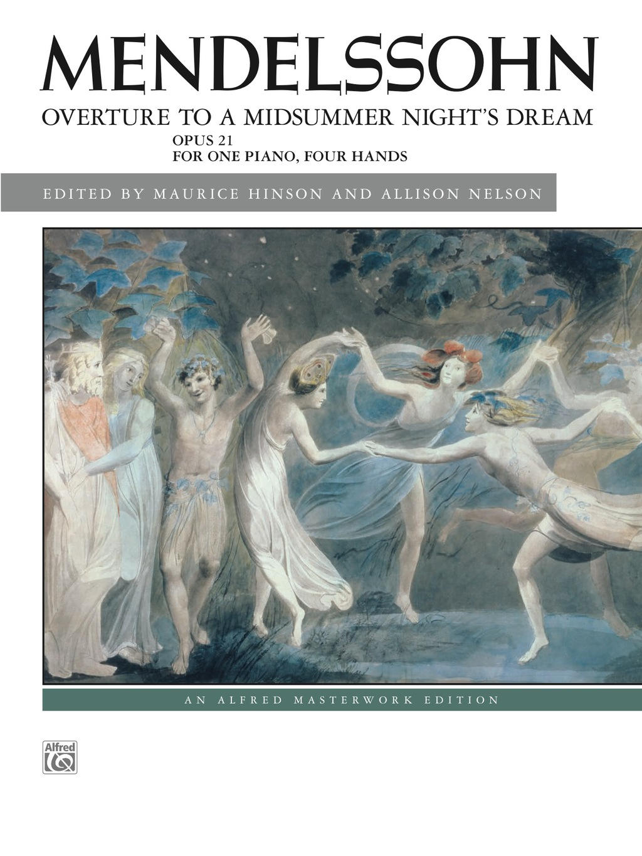 By Felix Mendelssohn PRINTISBN: 9780739099469 E-TEXT ISBN: 9781470622022 Edition: 1