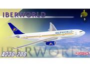 1/400 Iberworld Airlines A330-200 ~ EC-IDB (Airline)