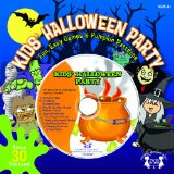 Kids  Halloween Party Book & Cd