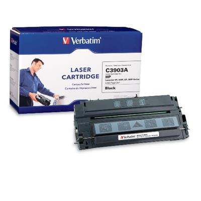 Verbatim 93172 Hp C3903a Remanufactured Laser Toner Cartridge