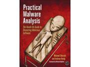 Practical Malware Analysis: The Hands-On Guide to Dissecting Malicious Software Publisher: Oreilly & Associates Inc Publish Date: 2/29/2012 Language: ENGLISH Pages: 766 Weight: 3.28 ISBN-13: 9781593272906 Dewey: 005.8/4