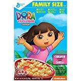 GMI DORA THE EXPLORER Cereal, 18 oz