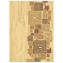 Deco Rugs & Carpet Izmir Collection - I7062 - Medium (5'3 x7'2 )