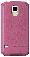 Body Glove 9409203 Satin Case For Samsung Galaxy S5 Smartphone - Pink