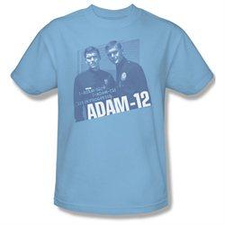 Mens ADAM 12 Short Sleeve RADIO CALL XXLarge T-Shirt Tee