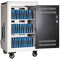Anywherecart Ac-plus 9 To 14-inch Charging Cart - 36 Bay