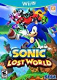 Sonic Lost World - Nintendo Wii U