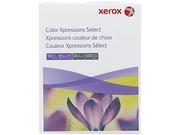 Xerox Digital Color Xpressions Paper, 98 Brightness, 24lb, 8-1/2x11, We, 500 Shts/rm
