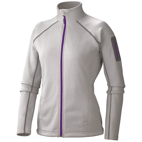 Marmot Power Stretch Jacket - Polartec(R) Power Stretch(R) (For Women)