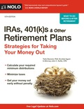 Take cash out of your retirement plan while avoiding taxes and penaltiesIf you have a retirement plan, IRAs, 401(k)s & Other Retirement Plans is your comprehensive guide to taking money out of it