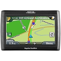 "Magellan Roadmate 1420 Automobile Portable Gps Navigator - 4.3"" - Touchscreen - Voice Prompt - Usb - 2 Hour Rm1420sgxuh"