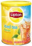 Lipton Iced Tea Mix, Lemon 10 qt