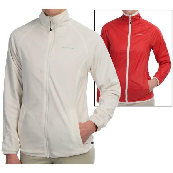 Craghoppers Dawa Fleece Jacket - Reversible (For Women)