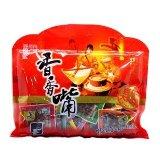 Xiangxiangzui - Dried Bean Curd (Mixed Multi-flavor) 388g (Pack of 2)