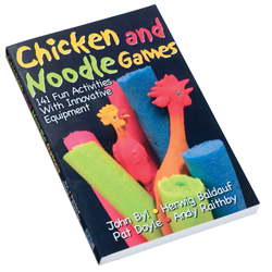 Chicken and Noodle Games Book (EA)