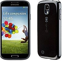 The Speck Products SPK A2849 is a lightweight and compact hard case will keep your cell phone snug and safe
