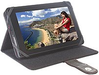 Digital Treasures 20262 7-inch Universal Tablet Case - Black