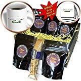 cgb_200912_1 ToryAnne Collections Expressions - I speak fluent sarcasm - Coffee Gift Baskets - Coffee Gift Basket