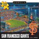 Dowdle San Francisco Giants 500 Piece Puzzle