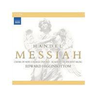 George Frideric Handel - Messiah (Higginbottom, Choir Of New College Oxford, AAM) (Music CD)