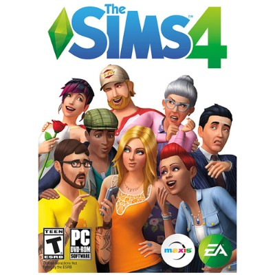 Electronic Arts 73037 The Sims 4 Limited Edition - Win - Dvd