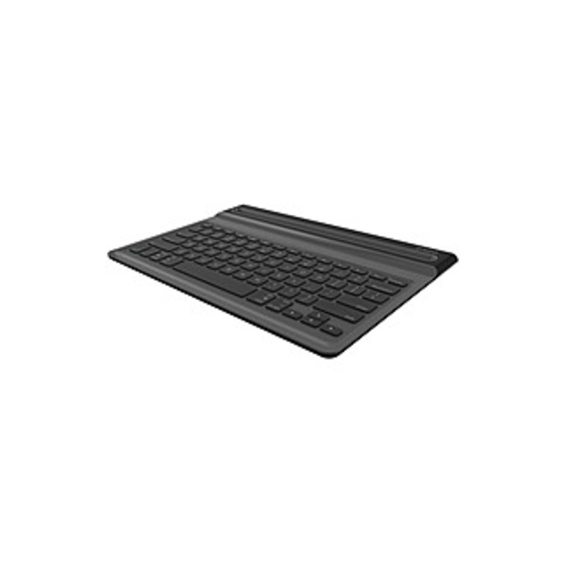 Zagg Limitless Universal Mobile Keyboard & Stand - Wireless Connectivity - Bluetooth - English (us) - Compatible With Desktop Computer, Notebook, Smar