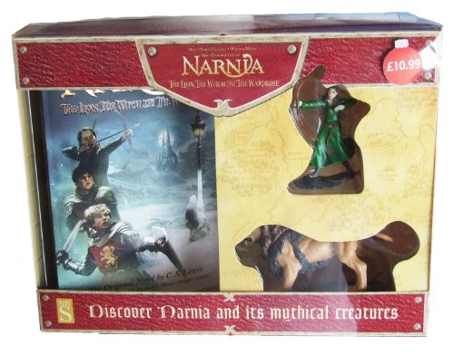 WHSmith 'C.S. Lewis' The Chronicles of NARNIA - The Lion, The Witch and The Wardrobe - Gift Set