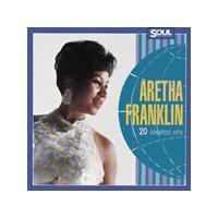 Aretha Franklin - 20 Greatest Hits (Music CD)