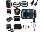 Advanced Shooters Kit For The Canon 70d Includes: Ef-s 18-200mm Is   More ...