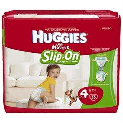 Huggies Slip-On Diapers, 23 count