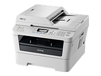 Brother Mfc-7360n Multifunction Printer - B/w, Laser - 24 Ppm - 2400 X 600 Dpi - 250 Sheets - Ac 120v - Hi-speed Usb, 10/100 Base-tx